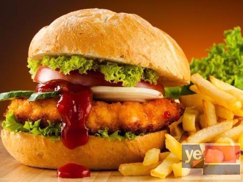 张掖华莱士炸鸡汉堡+西式快餐加盟 年赚百万